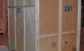 Storing Household Possessions in Shipping Containers