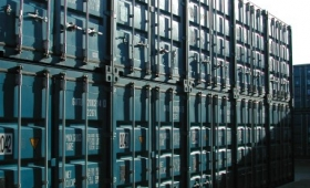 Amazing buildings made from shipping containers